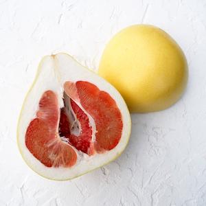 Красное помело (1 шт., 1,1 кг)